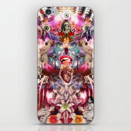 Intergalactic Orgasm iPhone Skin