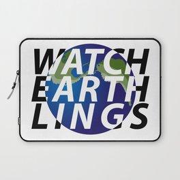 watch earthlings Laptop Sleeve