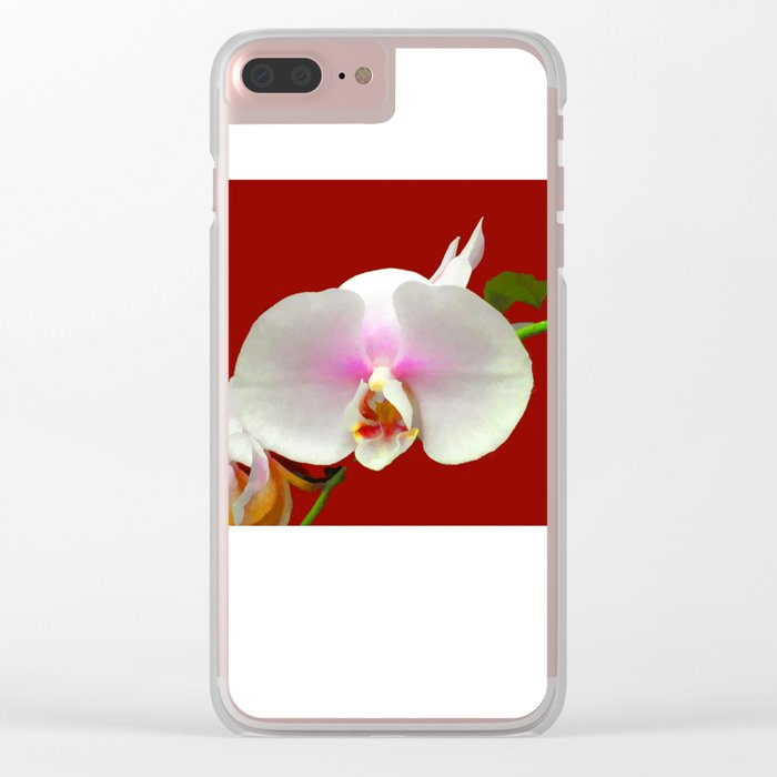 Blushing Clear iPhone Case