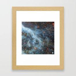 Large Magellanic Cloud Framed Art Print