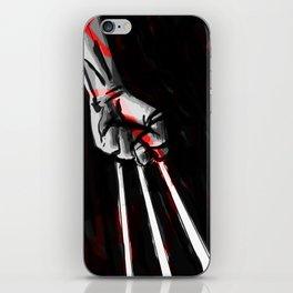 Wolverine iPhone Skin