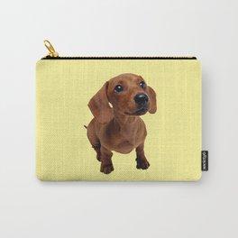 Cute Dachshund Carry-All Pouch