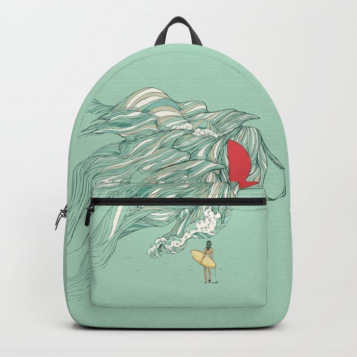 Ocean Summer Backpack