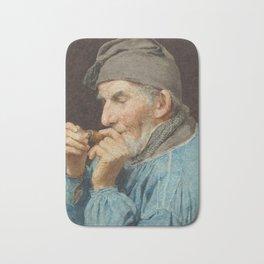 ANKER, ALBERT (1831 Ins 1910) Bauer whistle. 1908th Bath Mat