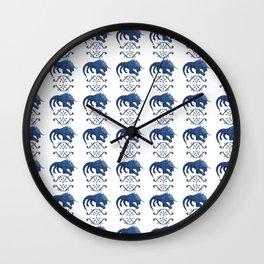 Behemoth Final Fantasy Wall Clock