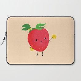 Strawberry cheers Laptop Sleeve
