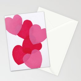 Love Love Love Stationery Cards