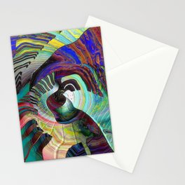 Keys To The Soul Stationery Cards