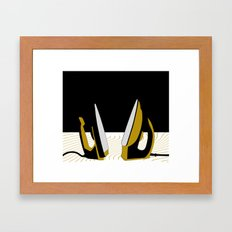 Ion Framed Art Print