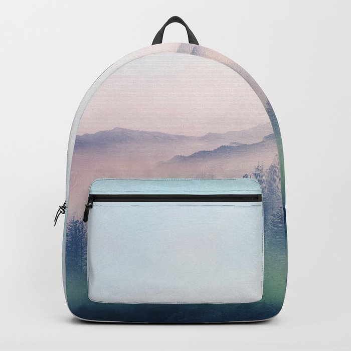 Pastel vibes 62 Backpack