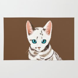 Sialata, the Kitty Cat Rug