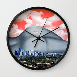 """Trademarked"" Wall Clock"