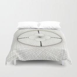 Fabric Circle Duvet Cover