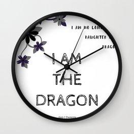 And I Darken Wall Clock
