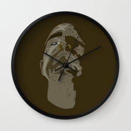 The Horror V2 Wall Clock
