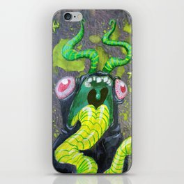 Dengua Despojada iPhone Skin