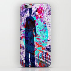 abstract shadow iPhone & iPod Skin
