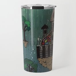 My Floating City Travel Mug