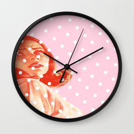 Romance Novels Wall Clock