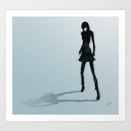 Invincible Art Print