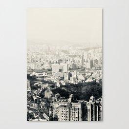 Endless Skylines (1) Canvas Print