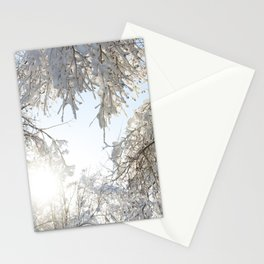 Return of the Sun Stationery Cards