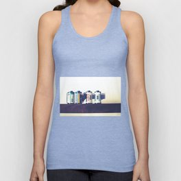 film cartridges old school (film photograph) Unisex Tank Top