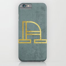 Letter A Day Project - A  iPhone 6s Slim Case