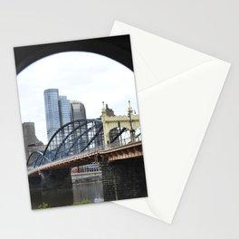 The Smithfield Bridge- Pittsburgh Stationery Cards