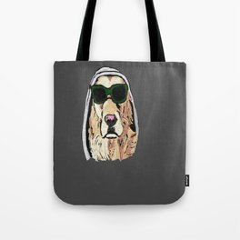 golden undercover gray Tote Bag