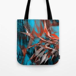 floating menance Tote Bag