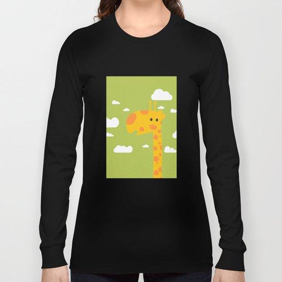 Baby giraffe Long Sleeve T-shirt