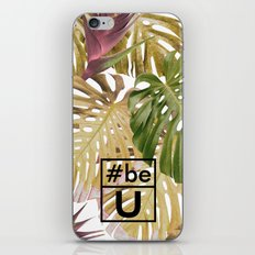 Be U iPhone & iPod Skin