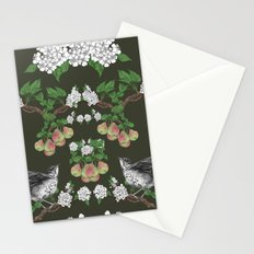 Pear Thief Stationery Cards