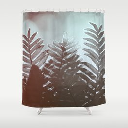Natural Crown Shower Curtain