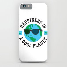 Happiness Is A Cool Planet Slim Case iPhone 6s