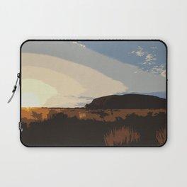 Ayers Rock (no writing) Laptop Sleeve