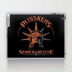 Snake Plissken's Search & Rescue Pty. Ltd. Laptop & iPad Skin