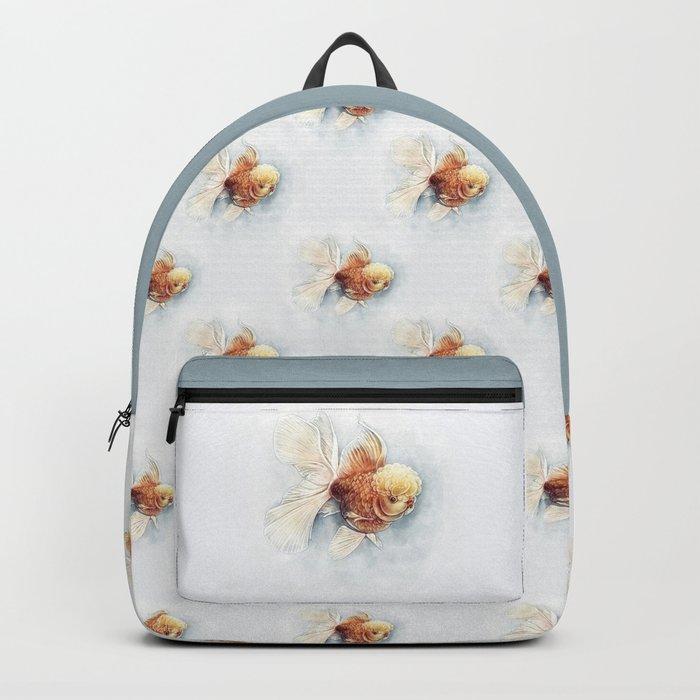 Oranda Goldfish Backpack