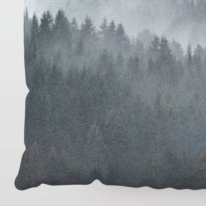 The Waves Floor Pillow