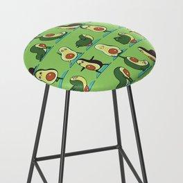 Avocado Yoga Bar Stool