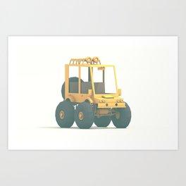 SUV #3 Art Print