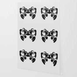 Form Ink Blot No. 20 Wallpaper