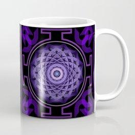 Mandala Hypurplectic-Stereogram Coffee Mug