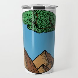 Paradise Valley Travel Mug