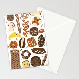 You've got great buns Stationery Cards