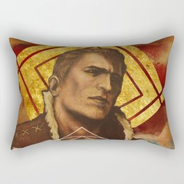 Alistair Theirin Cancer Zodiac Card Dragon Age Rectangular Pillow