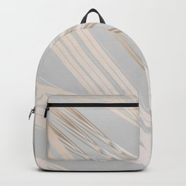 Gradient and Lines Backpack
