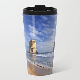 V - Twelve Apostles on the Great Ocean Road, Australia Travel Mug