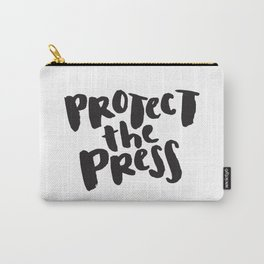 Protect the Press Carry-All Pouch